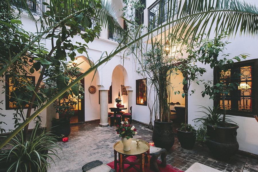 Trade CXXXII |  Morocco  | Peter Mercer