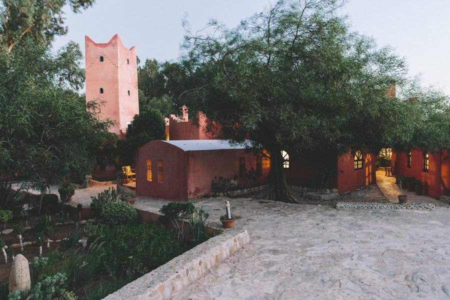 Trade CXXXIV |  Morocco  | Riad Baoussala