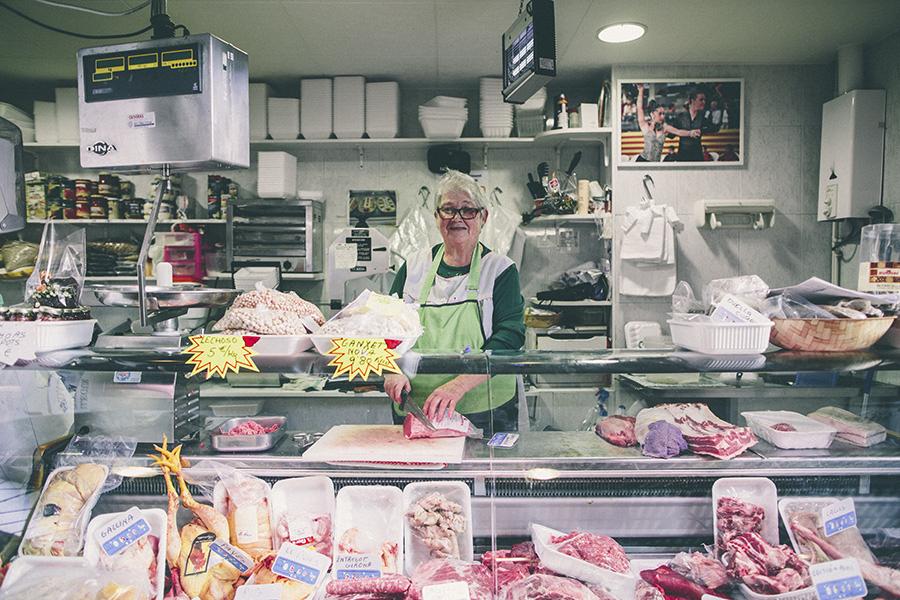 Trade CXLI |  Spain  | Teià Food Market