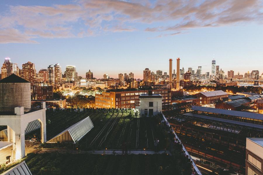 Trade CLXXIII |  U.S.A  | Brooklyn Grange Rooftop Farms