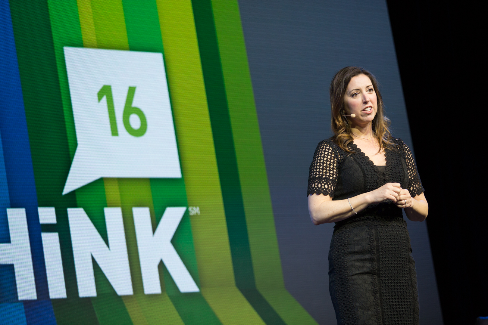 CO-OP Financial Services' Chief Marketing Officer Samantha Paxson