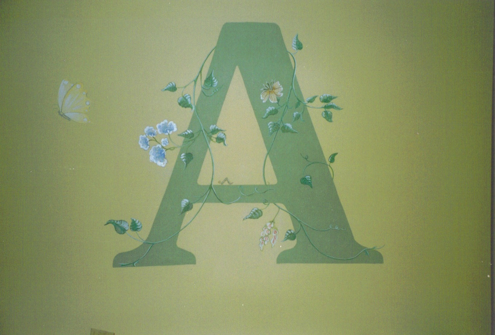 Childrens room-personalized