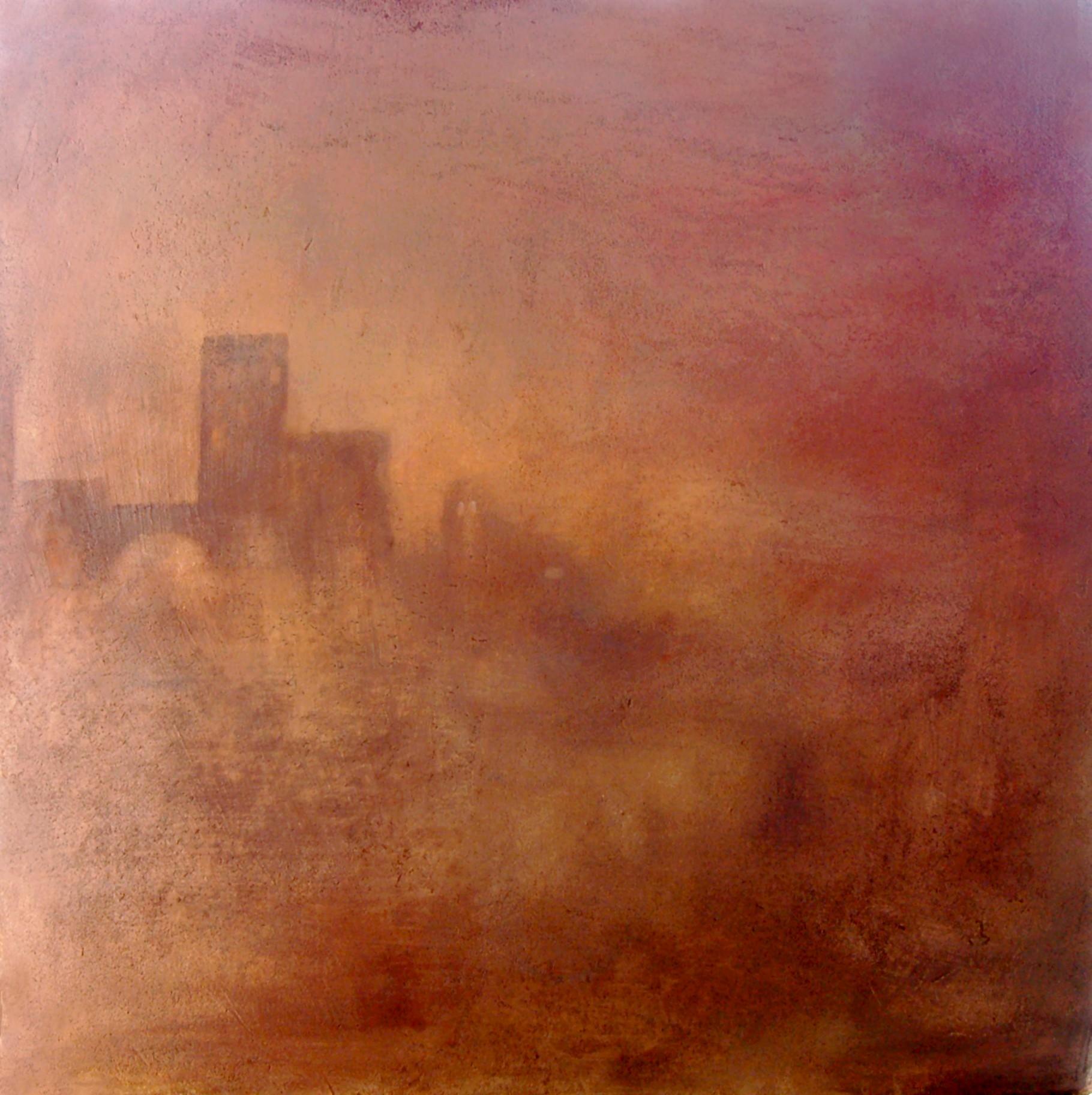 Citadel in the mist