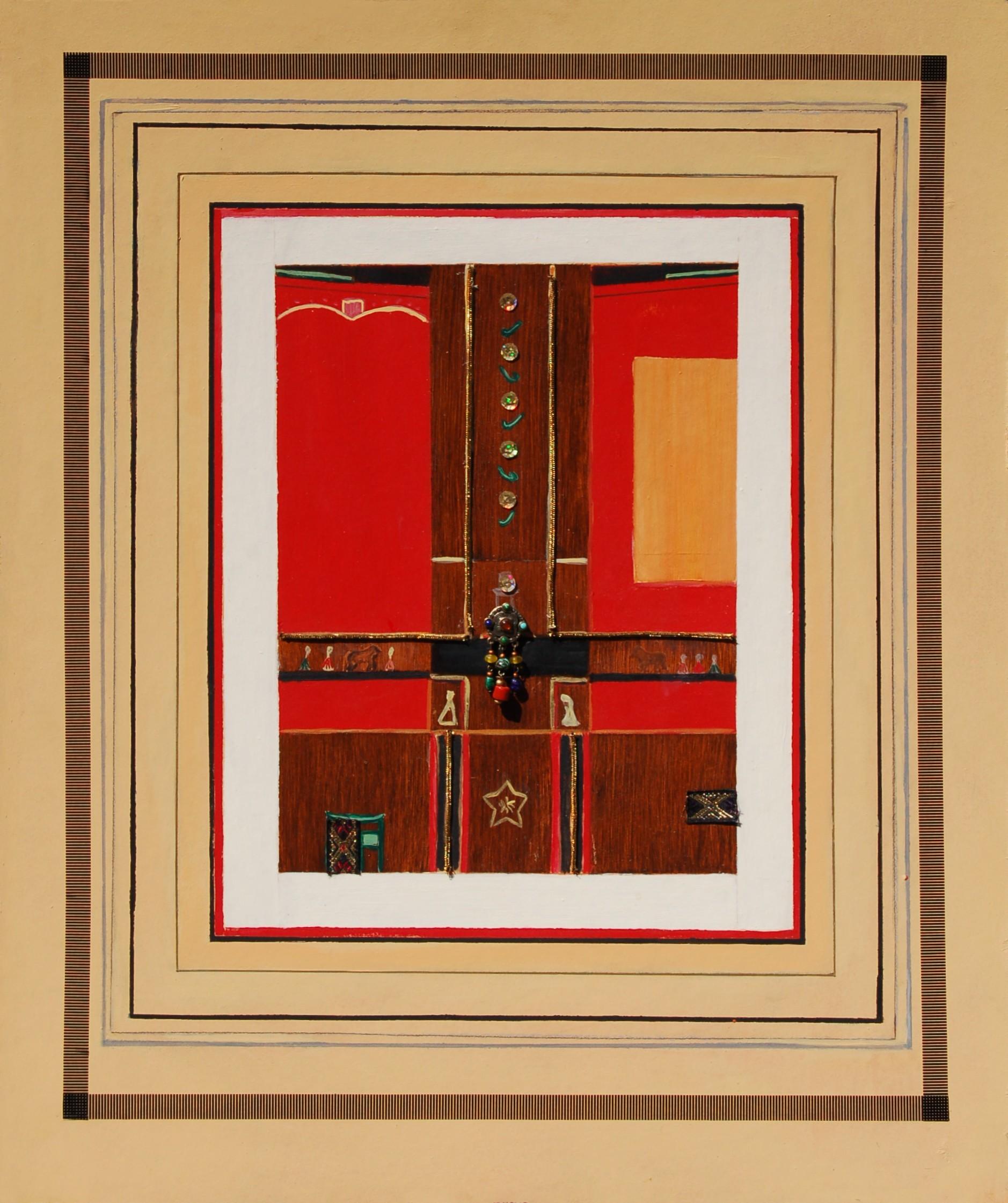 Window on Africa - Massai echos.
