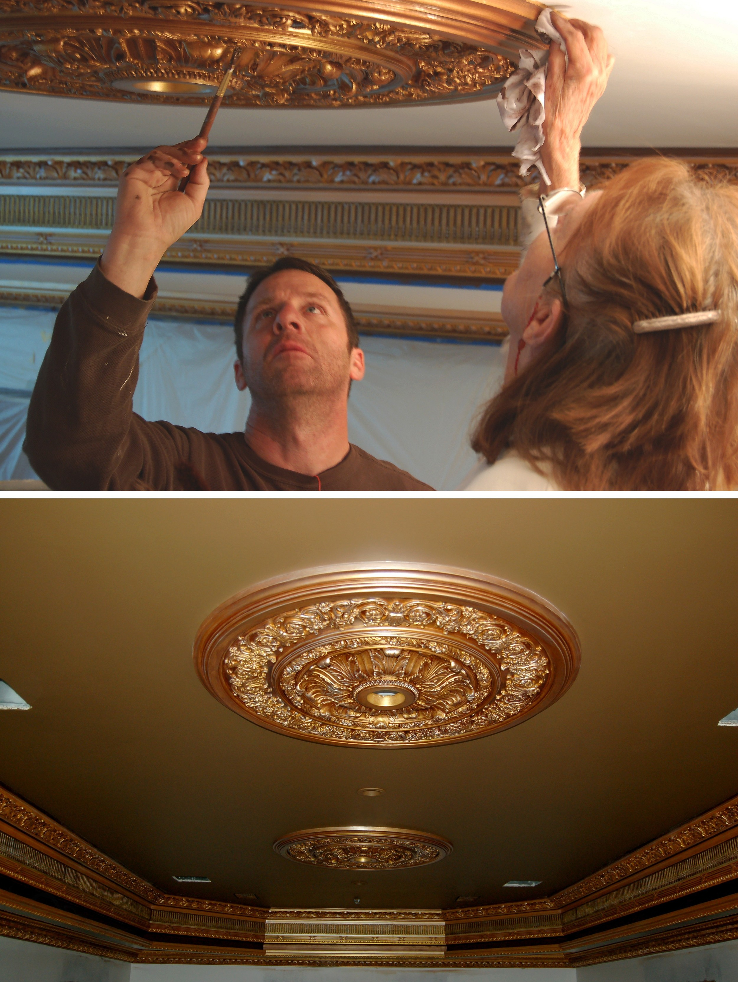 Trim and molding