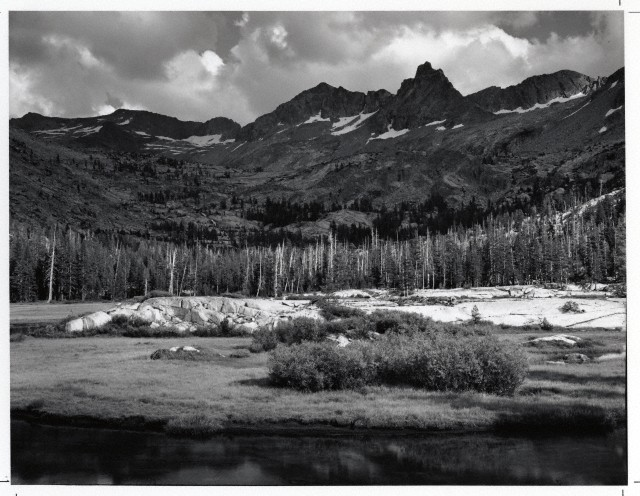 Mount Ansel Adams - Yosemite National Park