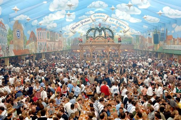 Oktoberfest - Munich, Germany