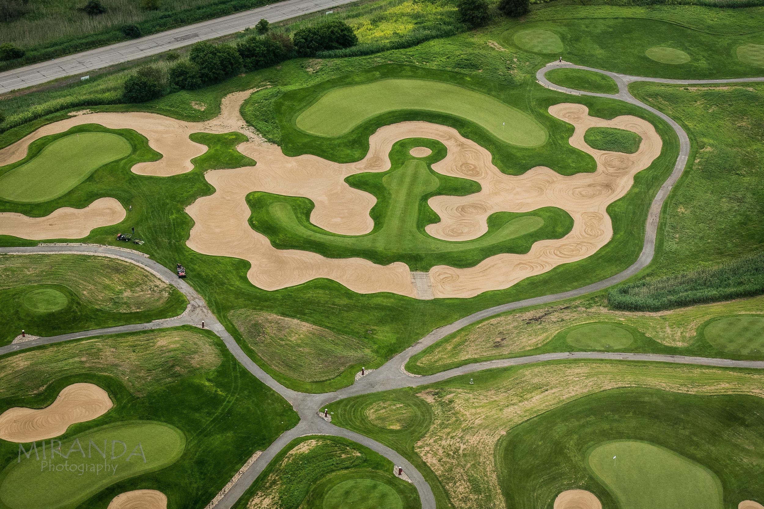 Anchor Golf Hole