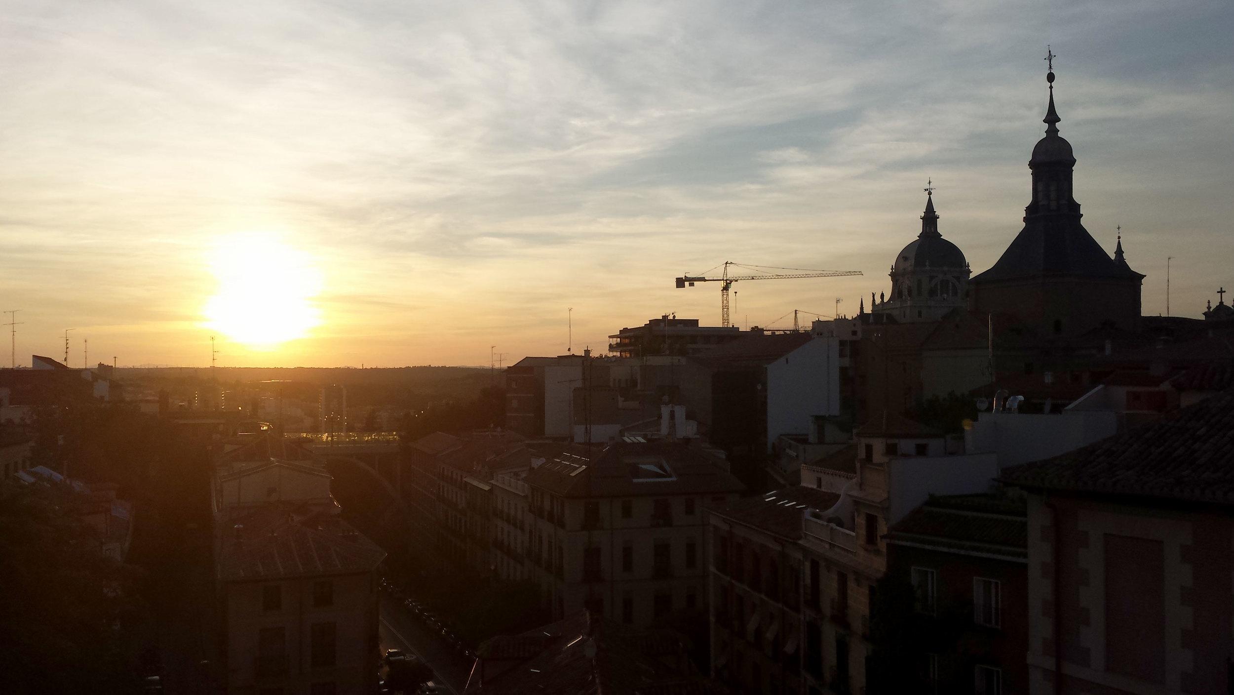 Adios, Madrid