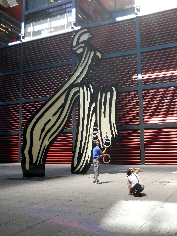 Hello, Lichtenstein