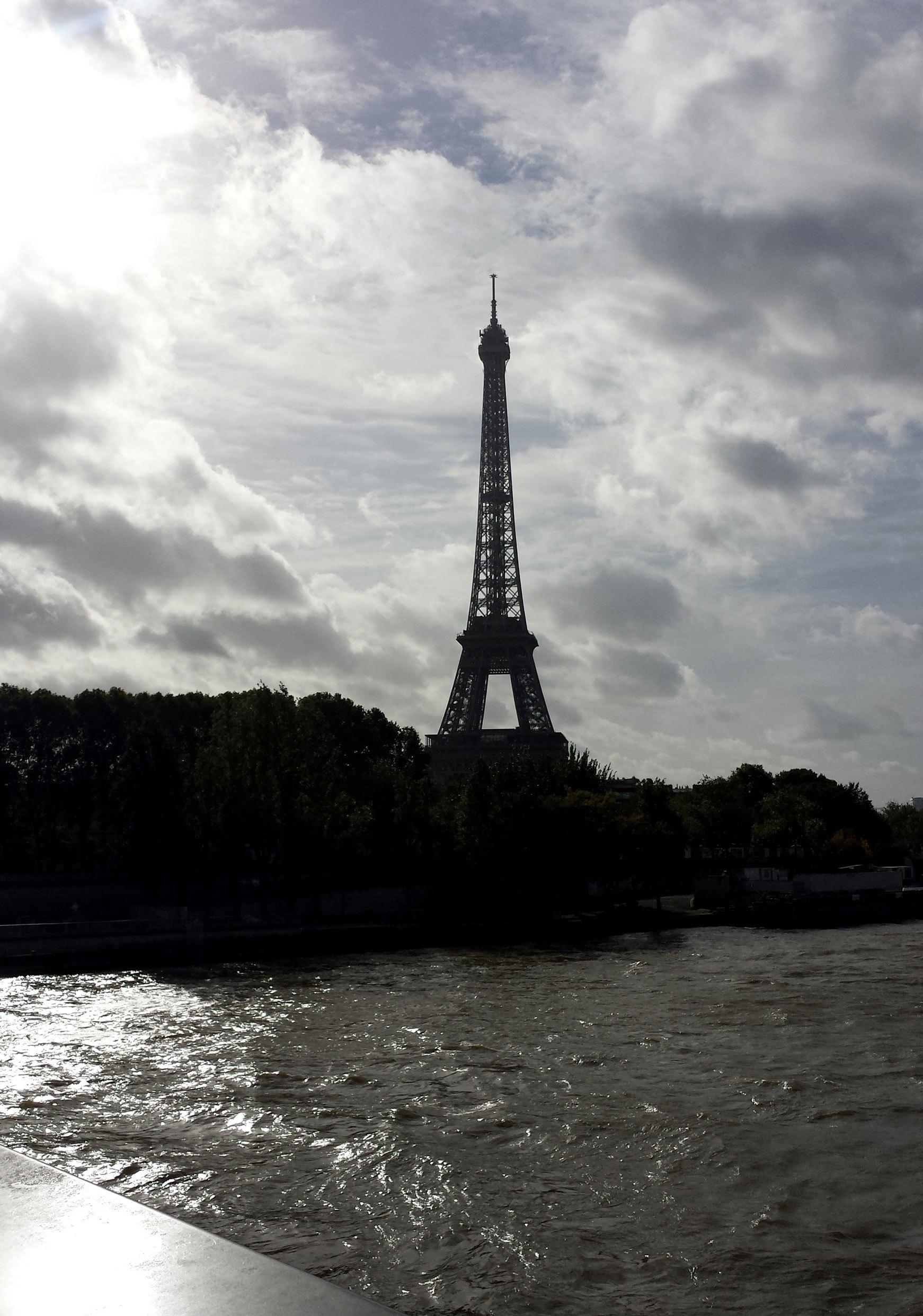 Au revior, Paris!
