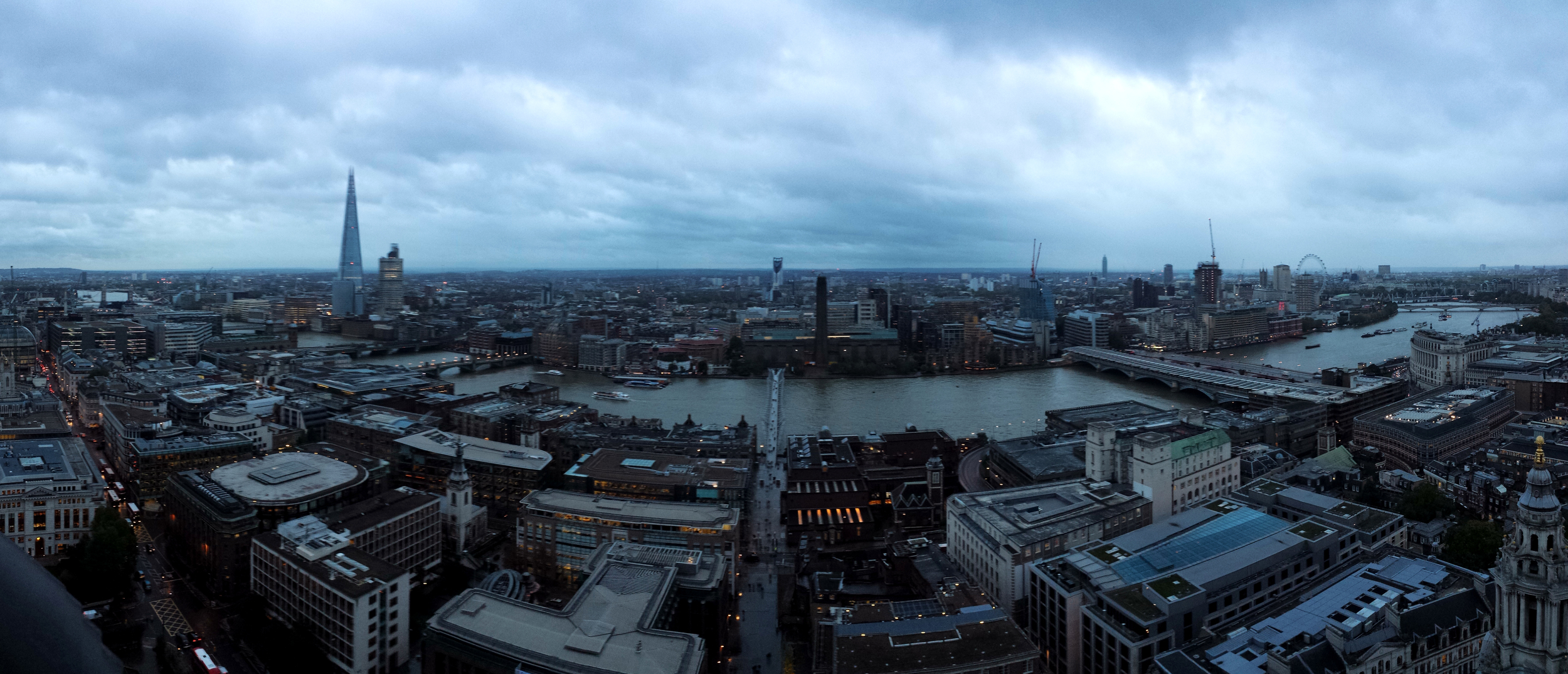 The View from St. Paul's