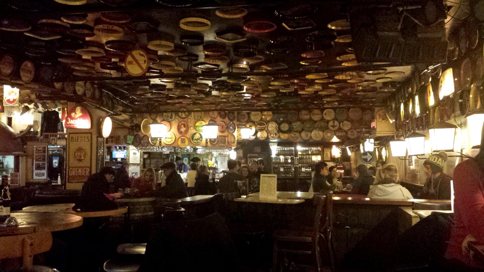 The Basement @ Delirium Cafe