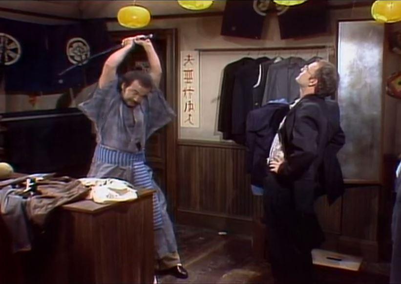 SNL: S01E21... HOST: BUCK HENRY... DATE: MAY 22, 1976