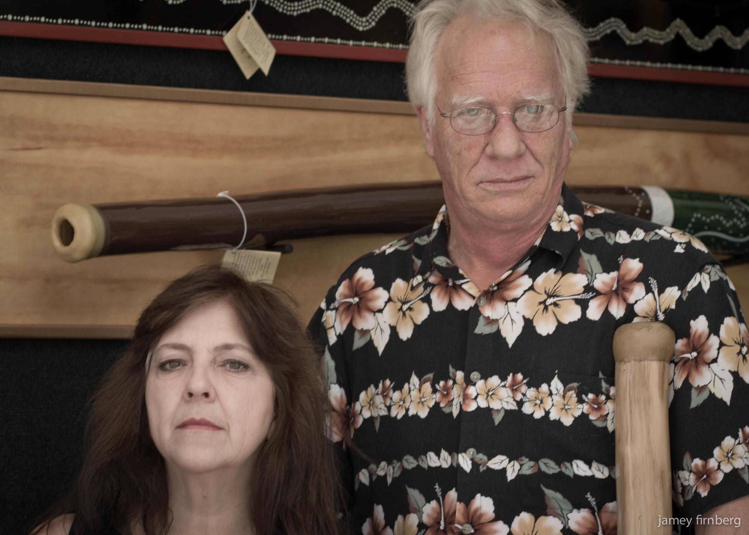 Deborah Martin & Preston Scott