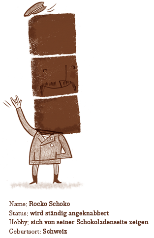 Zutaten / Schokoladen Macaron