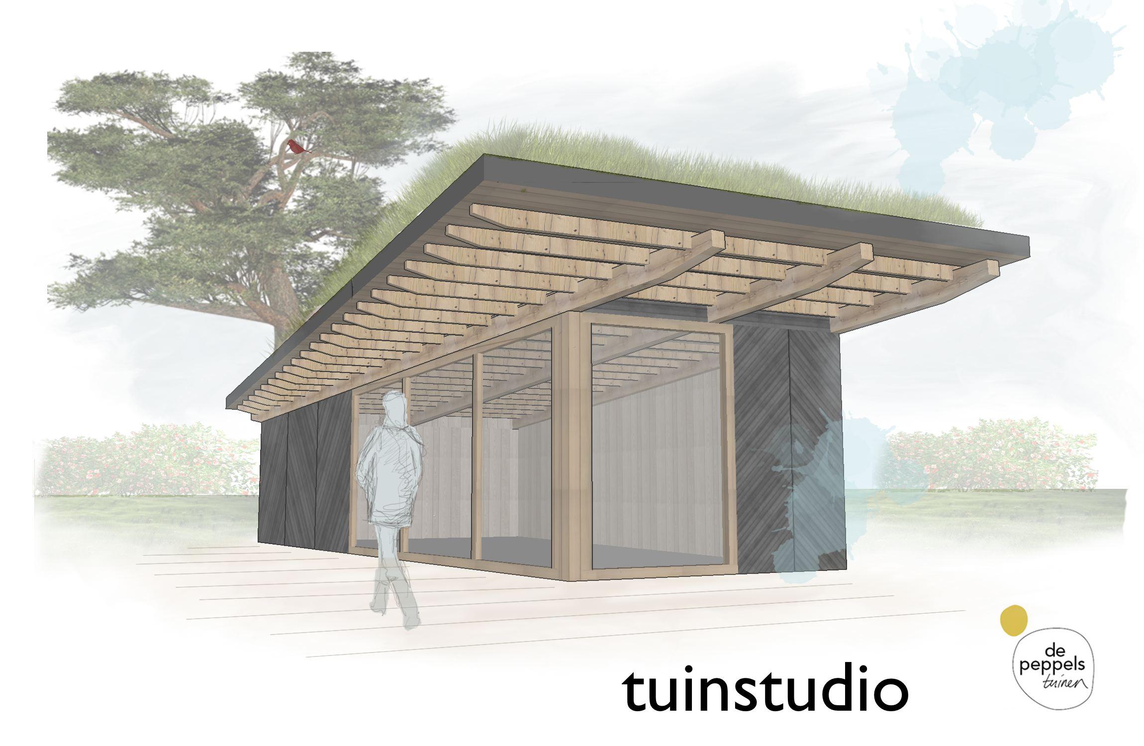 architect tuinhuis