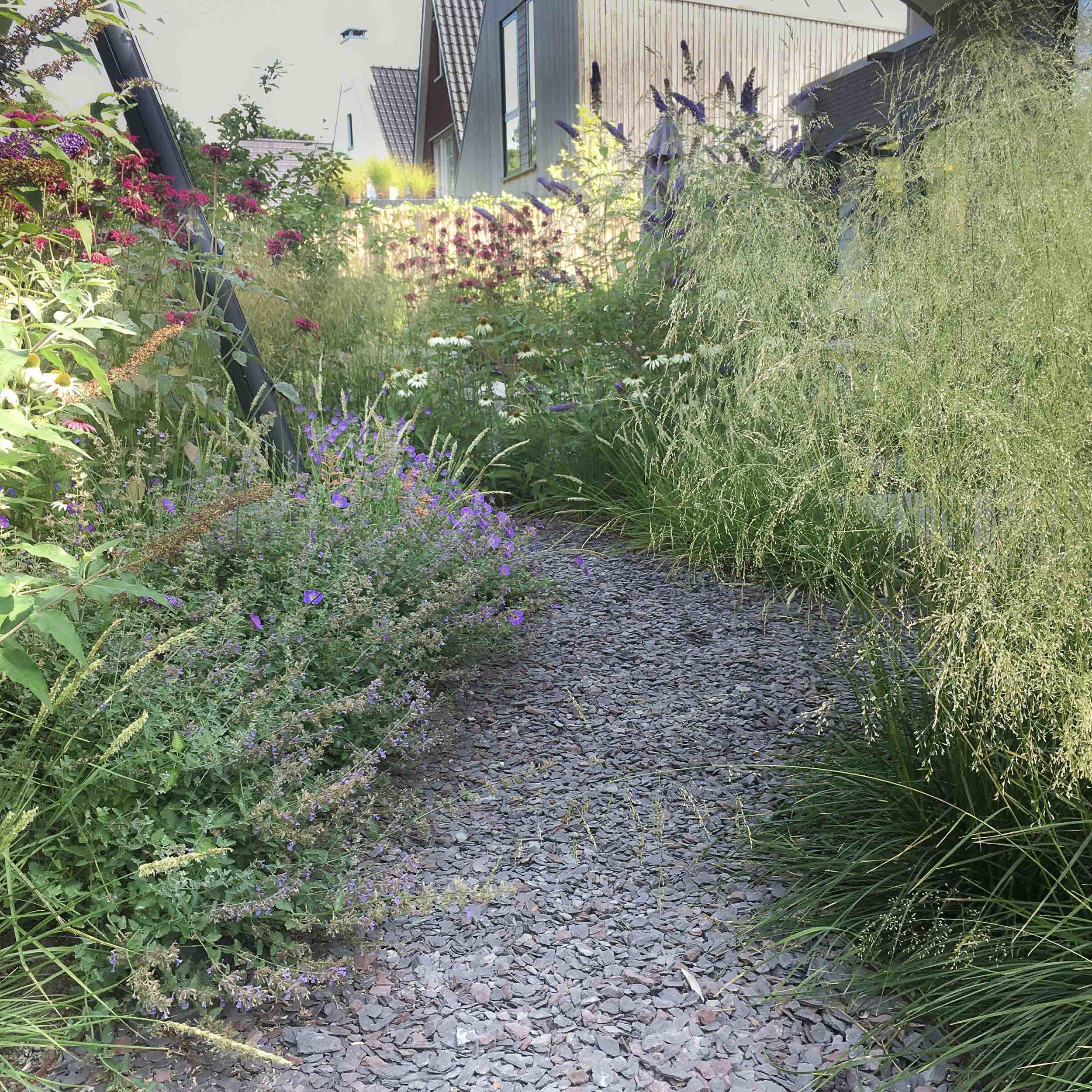 tuinontwerper natuurlijke tuin
