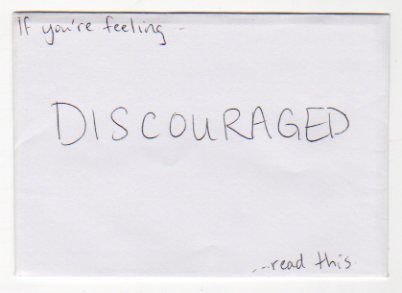 If Discouraged 1038.jpg