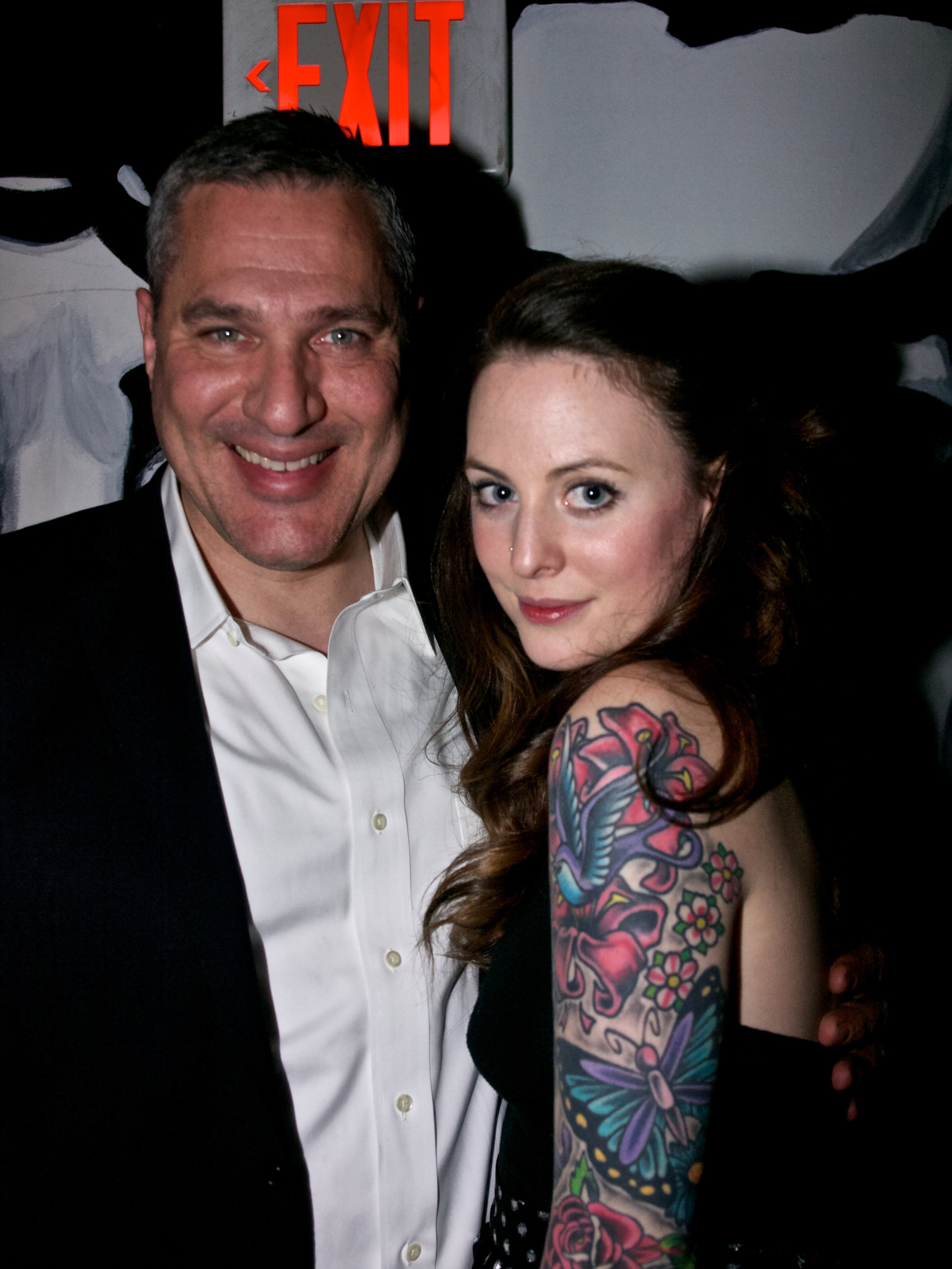 Michael and Lexie