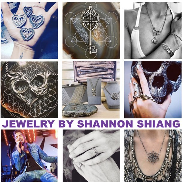 Some of the #jewelry I've created.  Many of which are #bespoke or #collaborations .  #neverstop #jewelrydesigner #shiang #shiangjewelry #sacredgeometry #sacredgeometryjewelry #bespoke #bespokejewelry #creativity #jewelrydesign