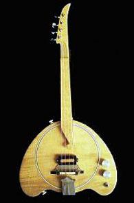 Charlie Jones Fretless 4-String