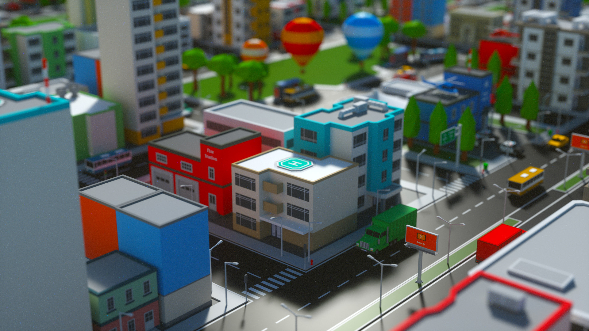 Google town I conceptualized