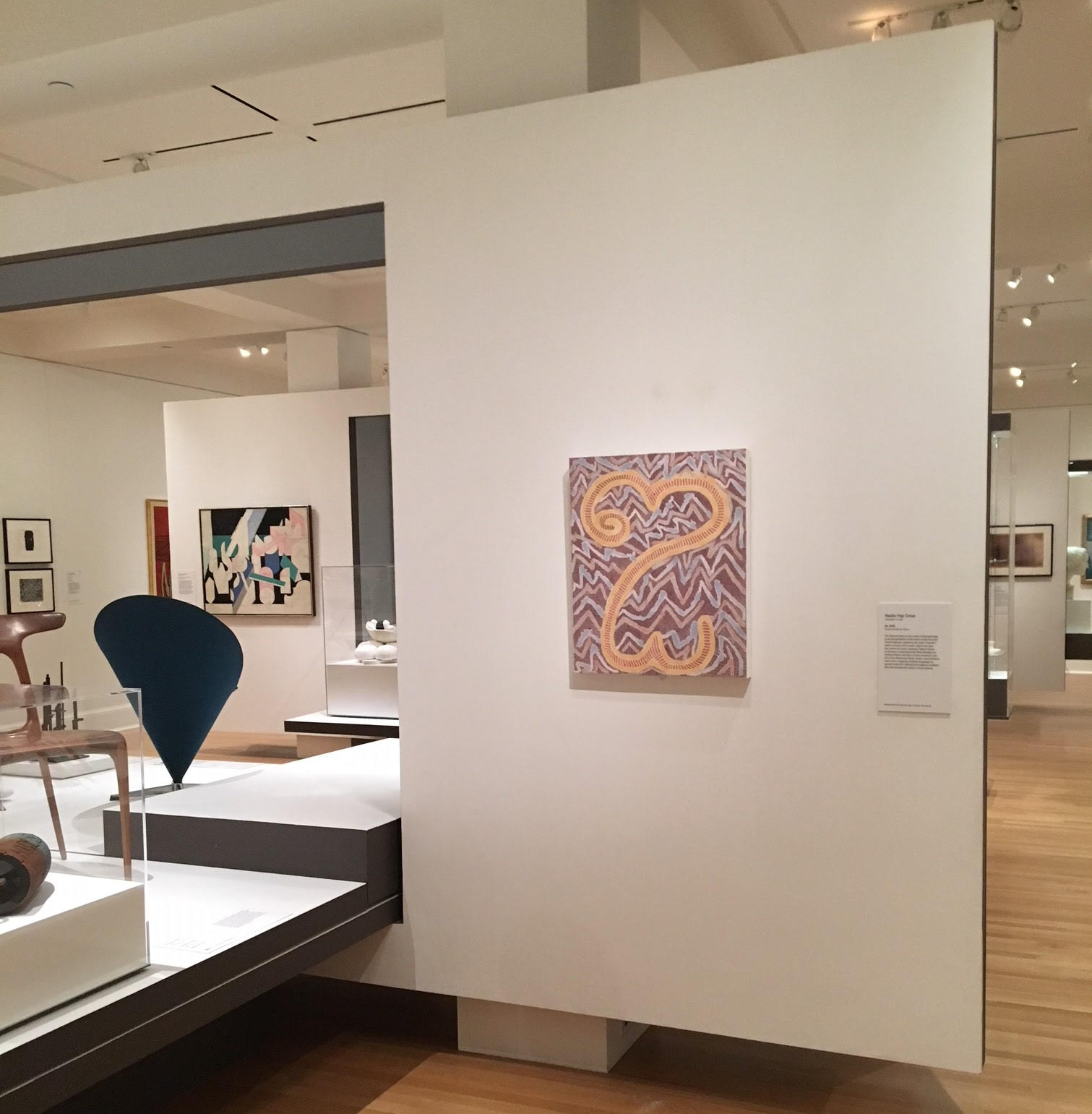 Collection of 20-21st Century Art, Granoff Galleries,     RISD     Museum  , Providence, RI