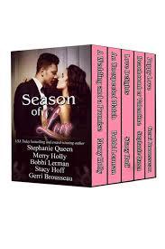 "Season of Love, anthology box set featuring Gerri Brousseau's story ""Puppy Love"""