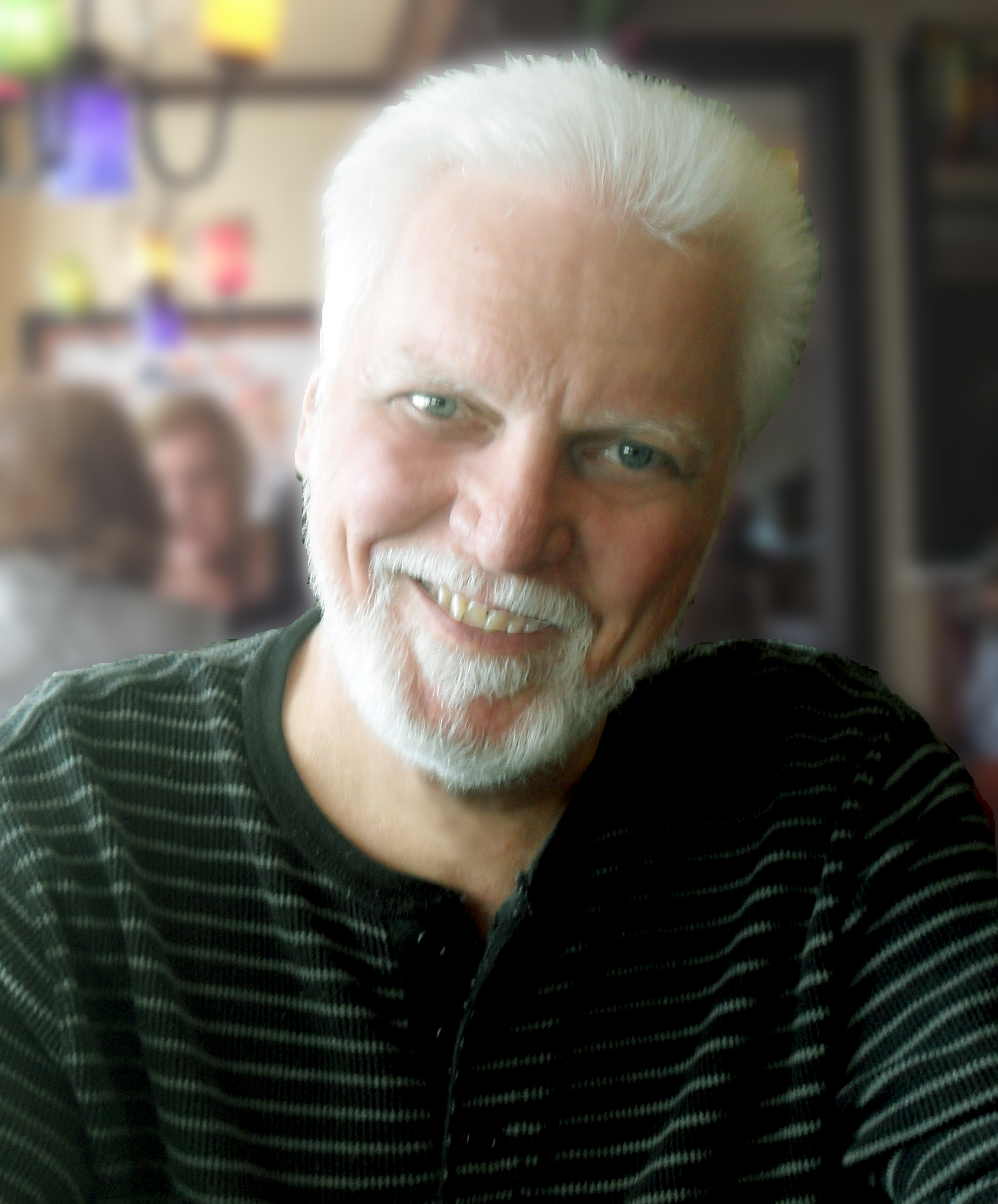 Author Earl Chessher