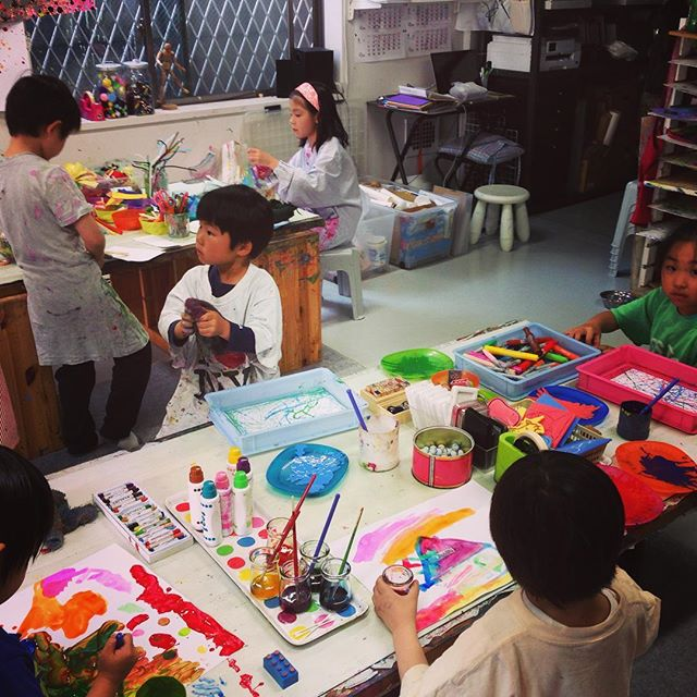 Thanks for joining Open Studio last weekend! We have a few more open slots for Mother's Day workshop tomorrow, 5/7 at 10am and 1pm.  明日の母の日ワークショップ10am〜と1pm〜の会まだ空きがあります! www.theten4.com/golden-week-workshop