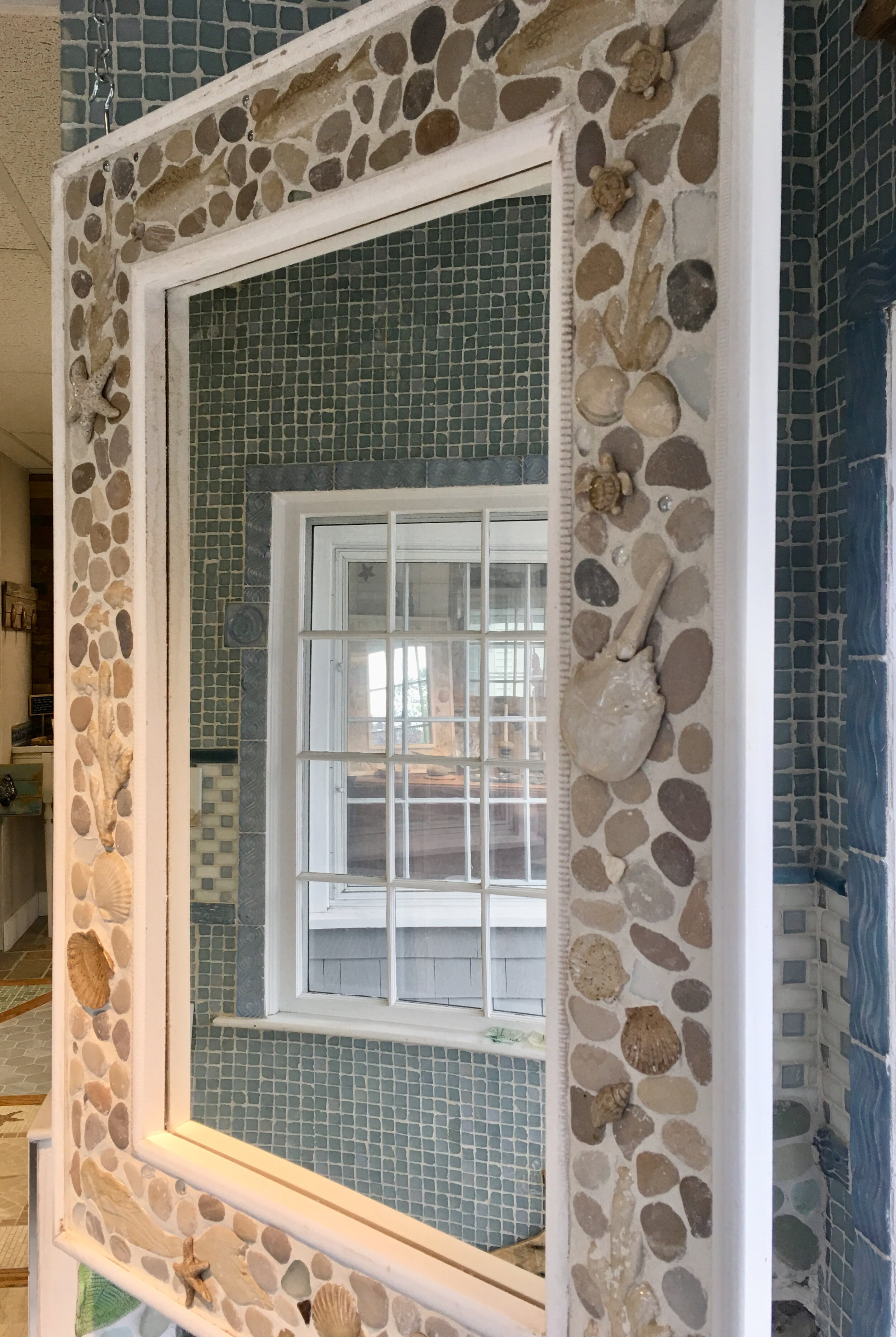 Cape Cod Tile Works Custom tiles  In Harwich Ma Ask for Lane Meehan and tell Schoolhouse Construction