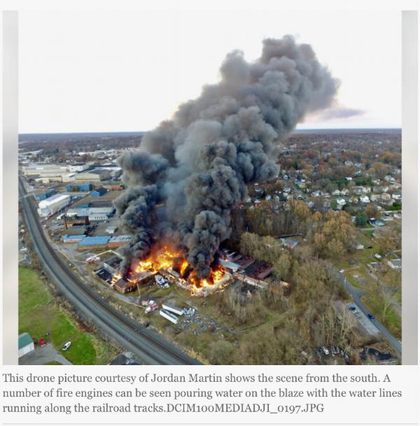 Photo courtesy of  The Salem News