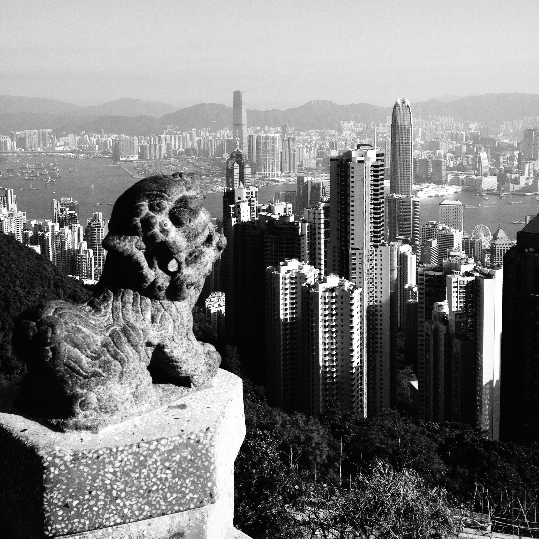 Hong Kong, January 2015