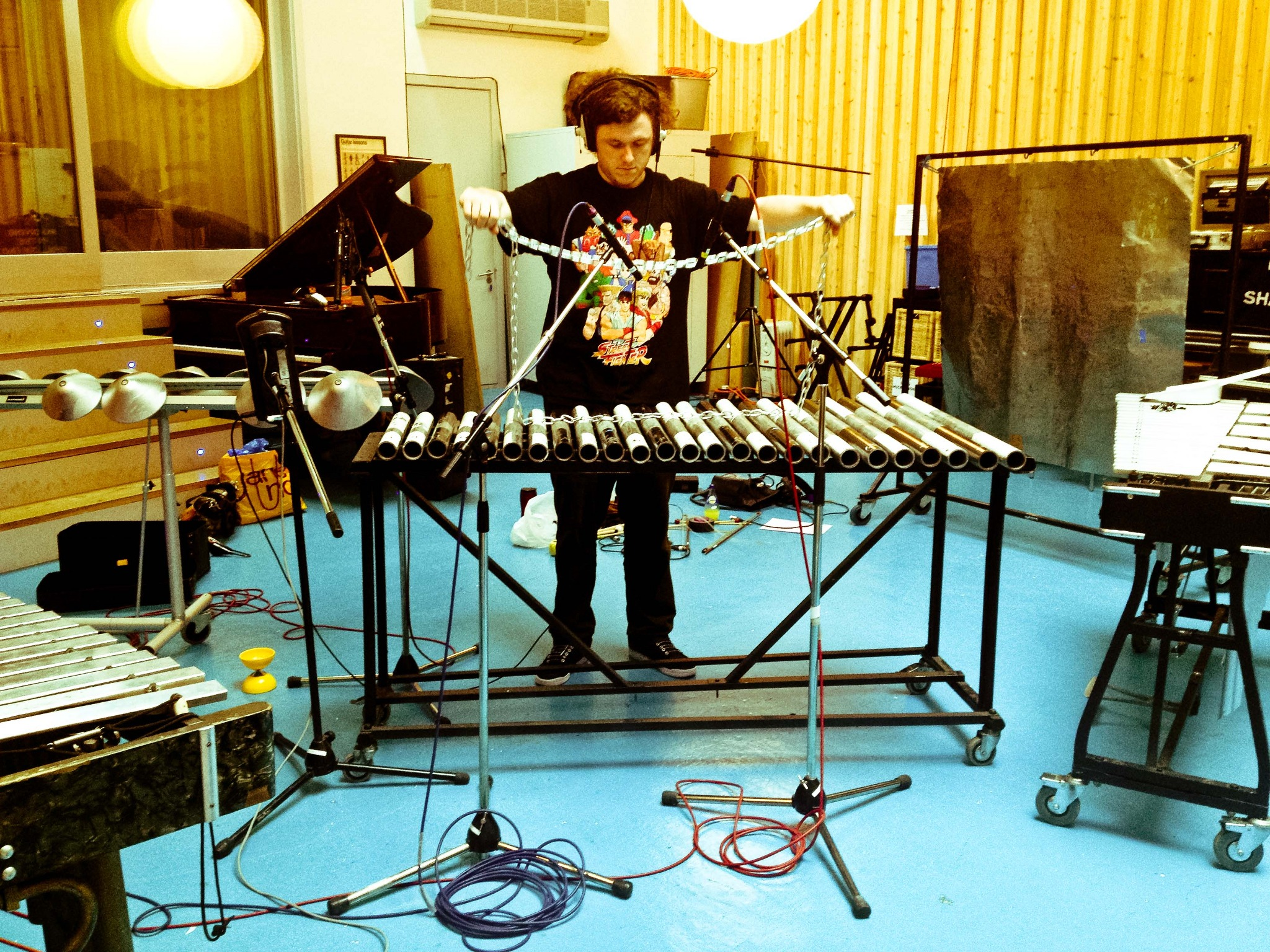 Scaffaphone Recordings