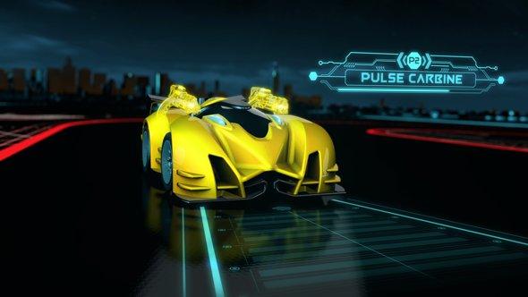 ANKI DRIVE INTRO FILM  Zelig: Music and sound design SPOV: Visuals   Electro-dance-film-sci-fi /sci-fi electro sound design
