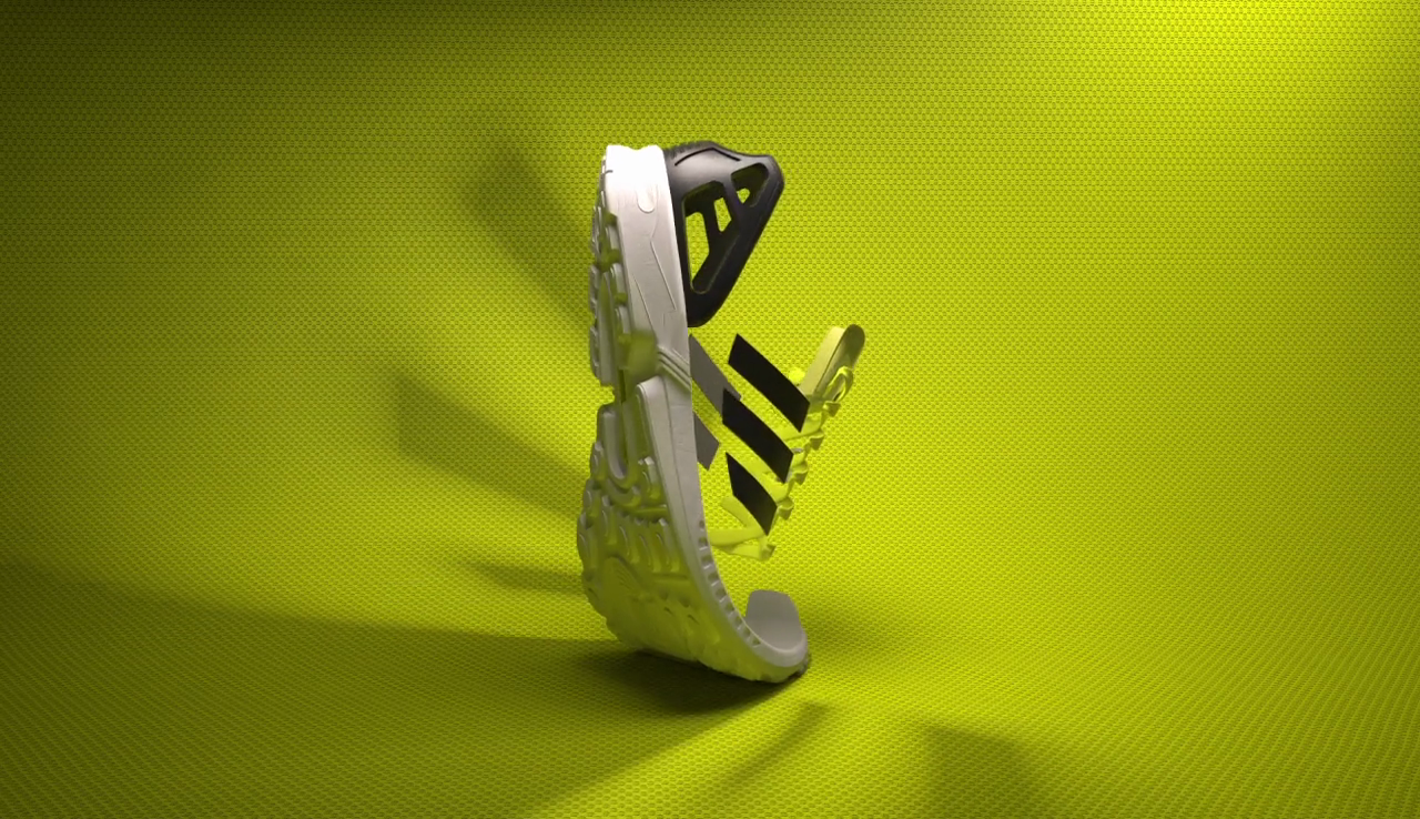 "<span>fashion, brand-films, tv-commercials</span>Adidas ZX Flux ""Yellow""<strong>U-DOX</strong>"