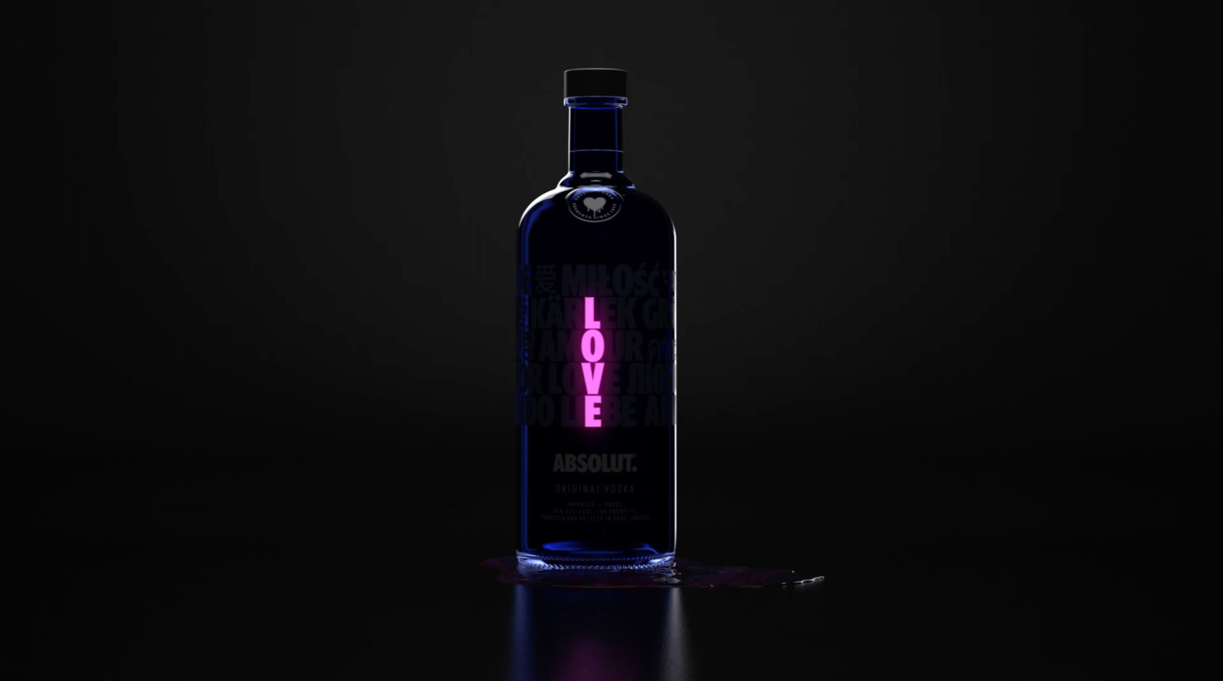 <span>brand-films, consumer-brands</span>Absolut: Drop Of Love<strong>BBH</strong>