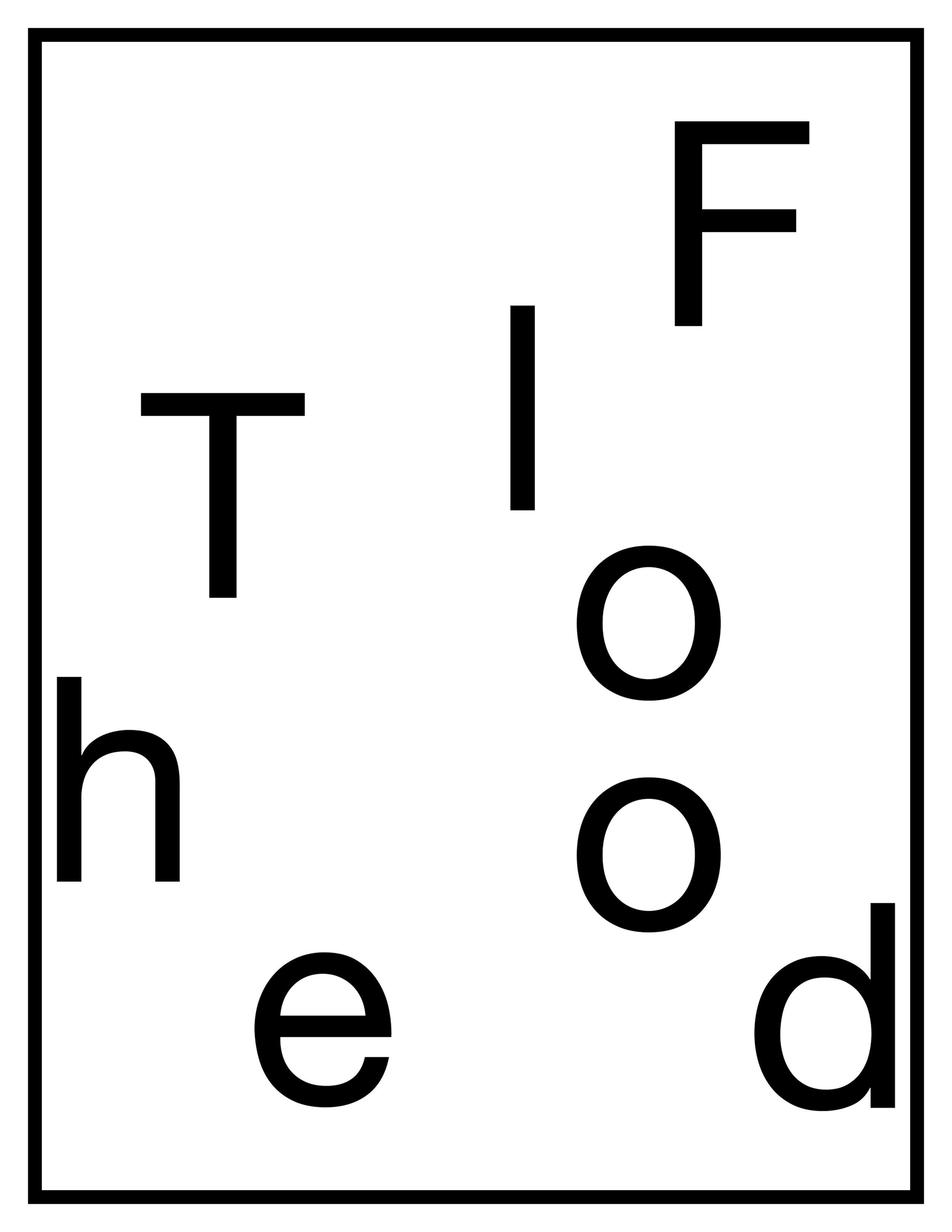 The Flood - 3-Show Exhibition Series (Argha Noah, Atlanta, 2017)