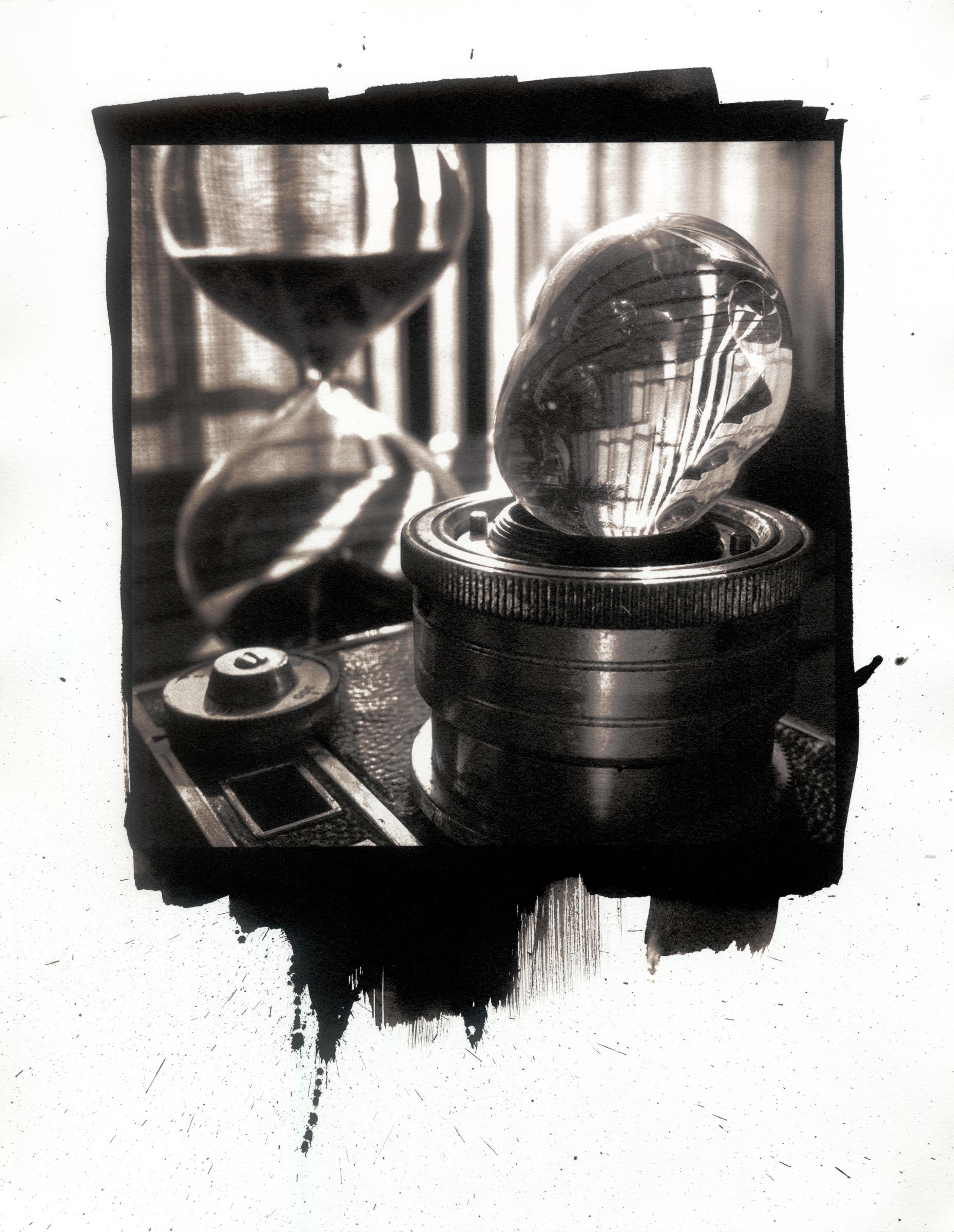 Time, Camera, Imagination - 11x14 Platinum Print