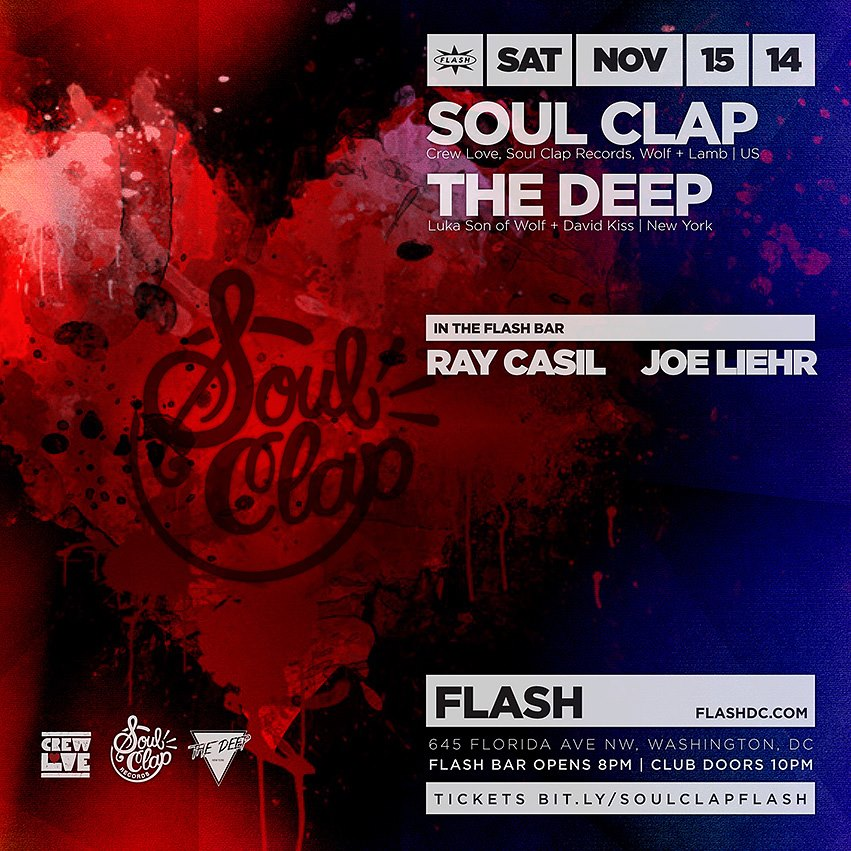 TICKETS:  http://flashdc.com/pages/details.aspx?id=1nS2ZbVZXi