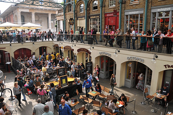 Covent Garden Image Credit: www.urban75.org