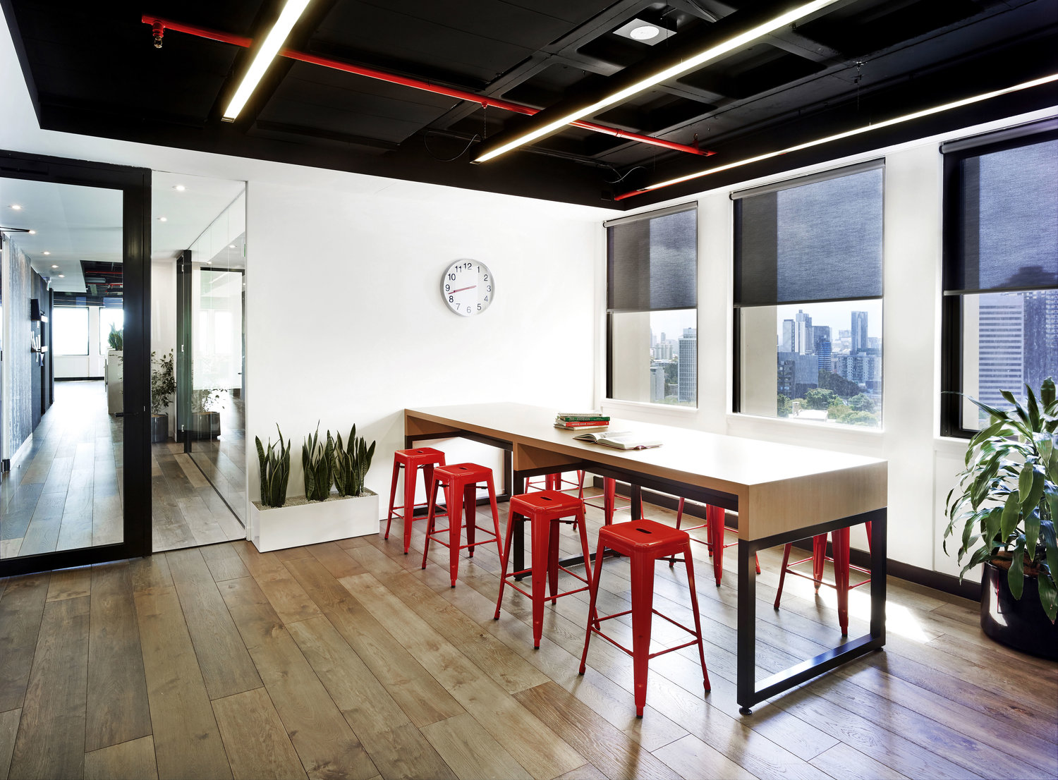 Oxygen Ventures / LK Group - Central kitchen and restorative space by STUDIOMINT 2014