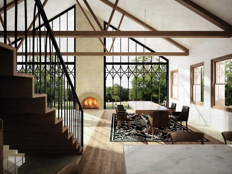Mount Martha - Interior design for heritage listed building (Under Construction)