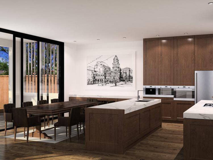 Hampton Residence - Interior Design (Under Construction)