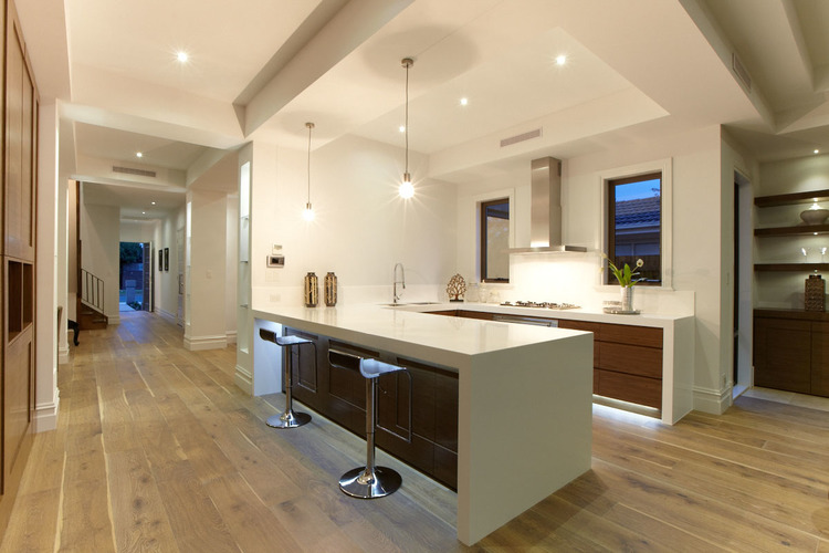 Hampton East - Dual Occupancy Interior Design