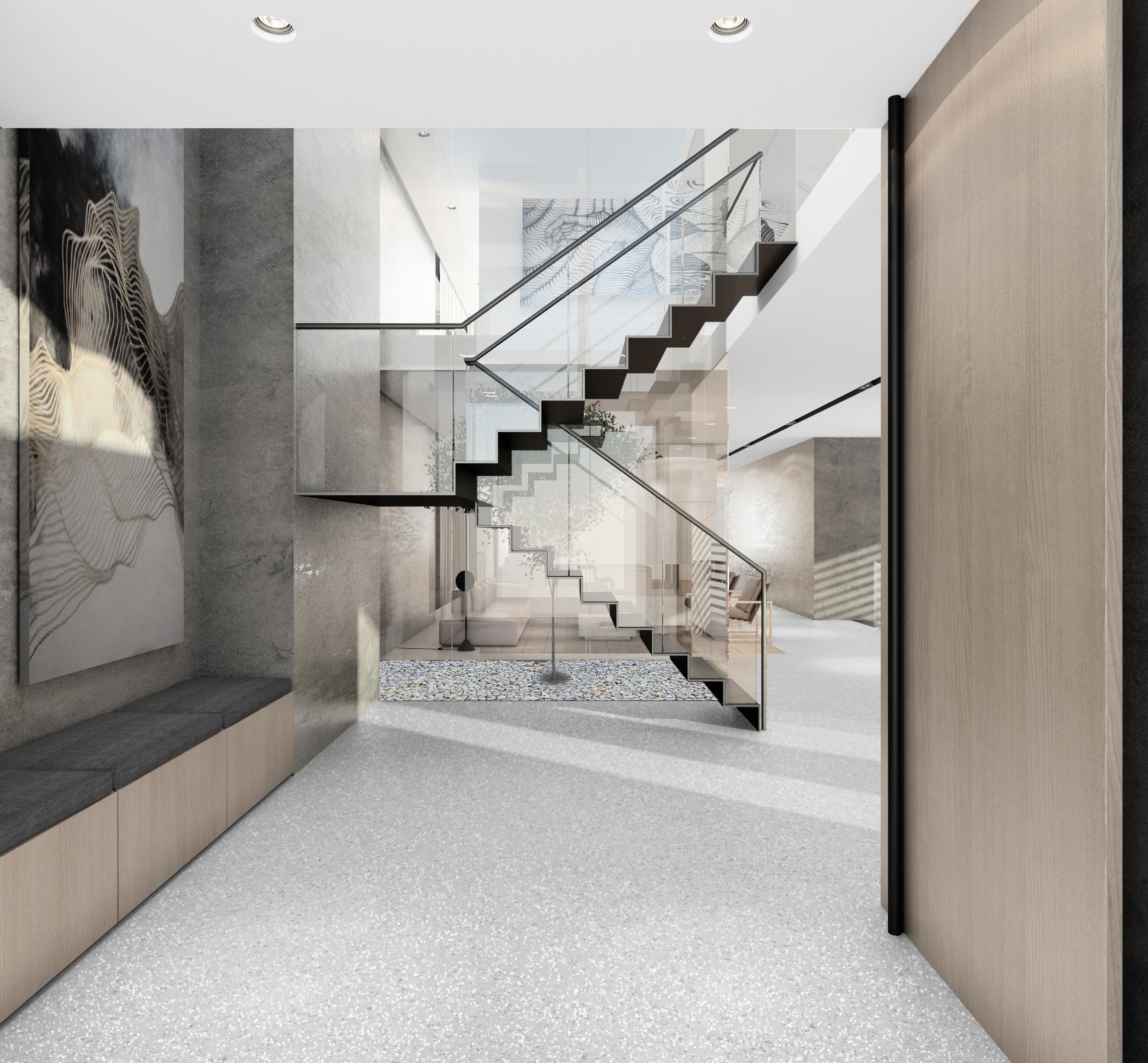Aberfeldie Residence - Interior Design (Under Construction)
