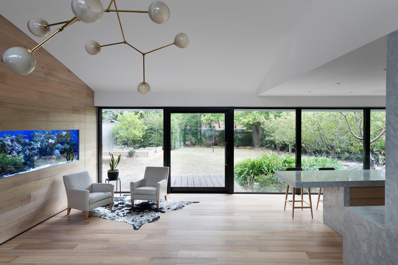 Blackburn Residence - Renovation Interior Design