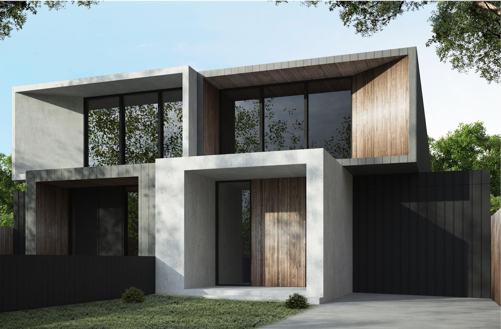 Jupiter St Caulfield Residence - Interior Design / Facade Design / Marketing Brochure (Under Construction)