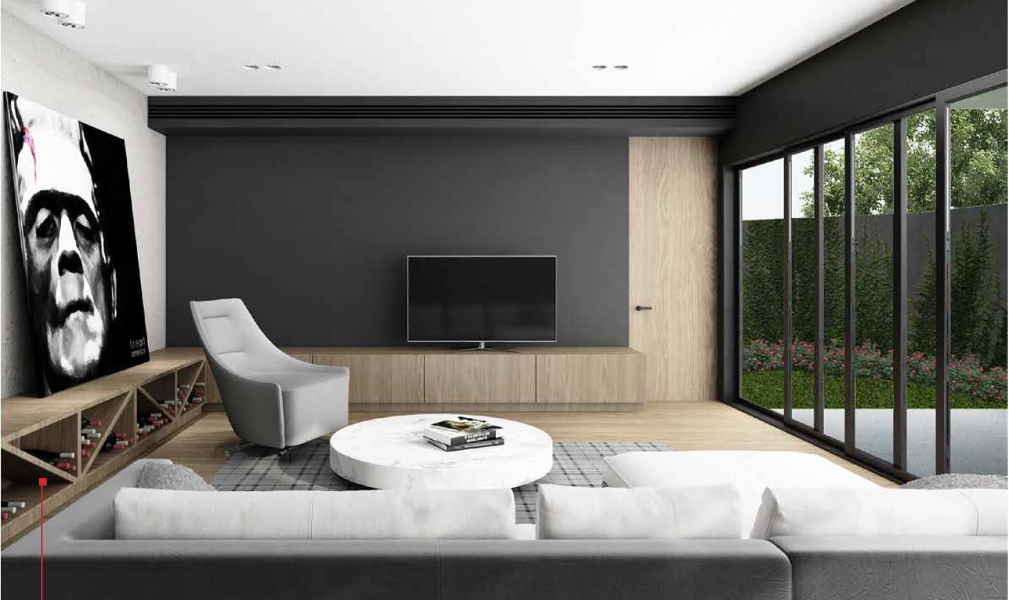 Beaumaris Residence - Interior Design & Landscape Design (Under Construction)